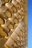 καλοκαίρι σπιτιών κίτρινο Στοκ Φωτογραφίες