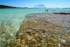 καλοκαίρι της Σαρδηνίας Στοκ φωτογραφία με δικαίωμα ελεύθερης χρήσης