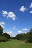 καλοκαίρι τοπίων Στοκ εικόνες με δικαίωμα ελεύθερης χρήσης