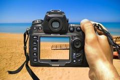 καλοκαίρι φωτογραφιών Στοκ εικόνα με δικαίωμα ελεύθερης χρήσης