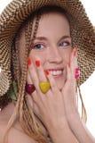 καλοκαίρι χαμόγελου Στοκ εικόνες με δικαίωμα ελεύθερης χρήσης