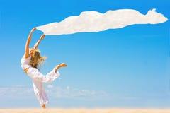 καλοκαίρι χορού Στοκ φωτογραφίες με δικαίωμα ελεύθερης χρήσης