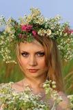 καλοκαίρι 2 δεσποινίδας Στοκ εικόνες με δικαίωμα ελεύθερης χρήσης