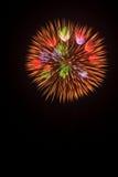 καλοκαίρι 6 πυροτεχνημάτ&omeg Στοκ φωτογραφία με δικαίωμα ελεύθερης χρήσης