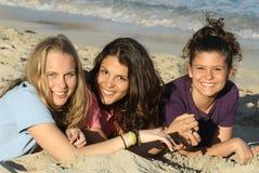 καλοκαίρι teens Στοκ φωτογραφίες με δικαίωμα ελεύθερης χρήσης