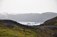 καλυμμένοι βράχοι βρύου Στοκ εικόνες με δικαίωμα ελεύθερης χρήσης
