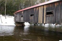 καλυμμένο γέφυρα dalton στοκ φωτογραφία με δικαίωμα ελεύθερης χρήσης