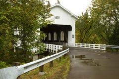 καλυμμένο γέφυρα dorena στοκ εικόνα με δικαίωμα ελεύθερης χρήσης
