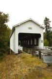 καλυμμένο γέφυρα dorena στοκ φωτογραφίες με δικαίωμα ελεύθερης χρήσης