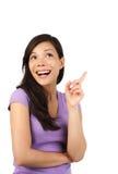 καλός έχοντας τη γυναίκα &io στοκ φωτογραφία με δικαίωμα ελεύθερης χρήσης