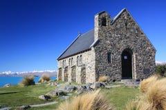 καλός ποιμένας εκκλησιών Στοκ Φωτογραφίες