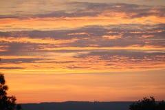 Καλό βόρειο Γιορκσάιρ σύστημα Ηνωμένο Βασίλειο σύννεφων Στοκ Εικόνες