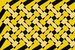Καλό, λεπτό, αρχικό, δίκαιο υπόβαθρο αφαίρεσης των κίτρινων, σκοτεινών χρωμάτων! Στοκ Εικόνες