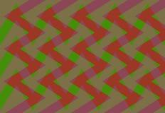 Καλό, λεπτό, αρχικό, δίκαιο υπόβαθρο αφαίρεσης των κόκκινων, πράσινων χρωμάτων! Στοκ Εικόνα