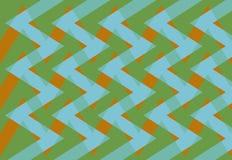 Καλό, λεπτό, αρχικό, δίκαιο υπόβαθρο αφαίρεσης των μπλε, πορτοκαλιών, πράσινων χρωμάτων! Στοκ Φωτογραφία