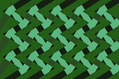 Καλό, λεπτό, αρχικό, δίκαιο υπόβαθρο αφαίρεσης των σκοτεινών, πράσινων χρωμάτων! Στοκ Εικόνες