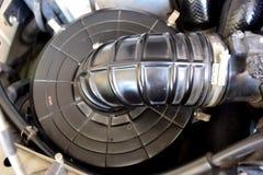 Καλό φίλτρο αέρα το σύστημα καύσης της μηχανής diesel Στοκ εικόνα με δικαίωμα ελεύθερης χρήσης