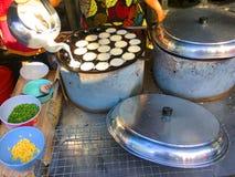 καλό sweetmeat Ταϊλανδός καλό sweetmeat Ταϊλανδός Πουτίγκα καρύδων Στοκ Φωτογραφία