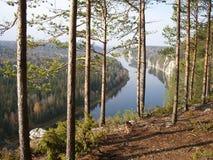 καλό taiga βουνών Στοκ φωτογραφία με δικαίωμα ελεύθερης χρήσης