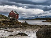 Καλύβα Fishermans Στοκ Εικόνα