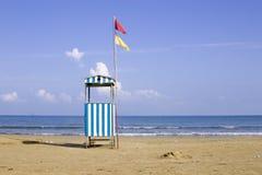 καλύβα lifeguard στοκ φωτογραφίες με δικαίωμα ελεύθερης χρήσης