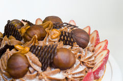 καλύμματα καρπού κέικ Στοκ φωτογραφία με δικαίωμα ελεύθερης χρήσης