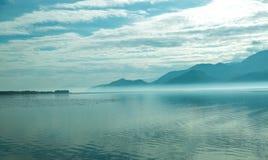 Καλύτερη λίμνη στην Ευρώπη, λίμνη Skadar Στοκ φωτογραφίες με δικαίωμα ελεύθερης χρήσης
