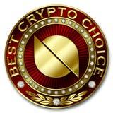 Καλύτερη Crypto επιλογή - ΟΝΤΟΛΟΓΙΑ Στοκ εικόνες με δικαίωμα ελεύθερης χρήσης