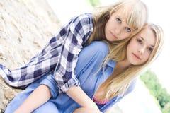 Καλύτεροι φίλοι για πάντα Στοκ εικόνες με δικαίωμα ελεύθερης χρήσης