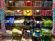 Καλύψεις χρώματος για τα σημειωματάρια Στοκ Εικόνες