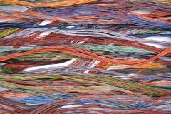 Καλώδια και καλώδια του ηλεκτρικού δικτύου Στοκ Φωτογραφία