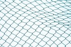 καλώδιο πλέγματος φραγών Στοκ Φωτογραφίες
