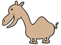 Καμήλα χαμόγελου Στοκ Φωτογραφίες