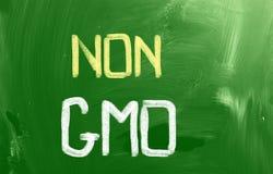 Καμία έννοια ΓΤΟ Στοκ φωτογραφίες με δικαίωμα ελεύθερης χρήσης