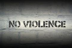 Καμία βία GR Στοκ φωτογραφίες με δικαίωμα ελεύθερης χρήσης