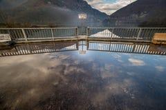 Καμία κολύμβηση, πολύ επικίνδυνη περιοχή Στοκ Εικόνες