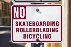 καμία οδήγηση Στοκ εικόνες με δικαίωμα ελεύθερης χρήσης
