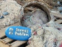 καμία πίεση προβλήματος Στοκ εικόνες με δικαίωμα ελεύθερης χρήσης