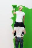 Καμία σκάλα - κανένα πρόβλημα Στοκ εικόνες με δικαίωμα ελεύθερης χρήσης