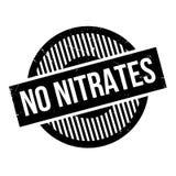 Καμία σφραγίδα νιτρικών αλάτων Στοκ εικόνα με δικαίωμα ελεύθερης χρήσης