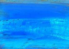 καμβάς που χρωματίζεται αφηρημένος Στοκ Εικόνες