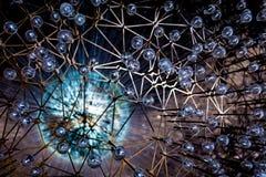 Καμμένος βολβοί Στοκ εικόνες με δικαίωμα ελεύθερης χρήσης