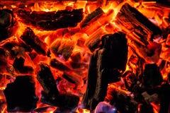 καμμένος πυρκαγιά Στοκ φωτογραφία με δικαίωμα ελεύθερης χρήσης