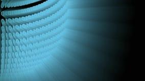 Καμμένος σφαίρα του δυαδικού κώδικα φιλμ μικρού μήκους