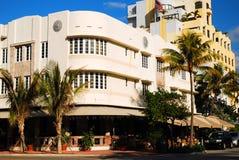 Καμπή Art Deco Στοκ Εικόνα