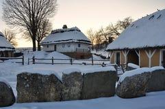 καμπίνα αγροτική Στοκ Φωτογραφίες