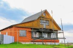 καμπίνα αγροτική Στοκ φωτογραφία με δικαίωμα ελεύθερης χρήσης