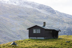 Καμπίνα βουνών Στοκ εικόνες με δικαίωμα ελεύθερης χρήσης