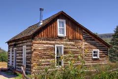 καμπίνα ΙΙ παλαιός αγροτι& Στοκ εικόνες με δικαίωμα ελεύθερης χρήσης