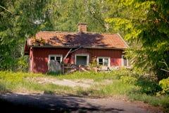 καμπίνα παλαιά Στοκ Φωτογραφία